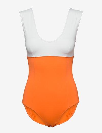 ETRA - badpakken - orange