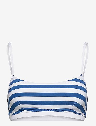 1SUPERB - bikini tops - white
