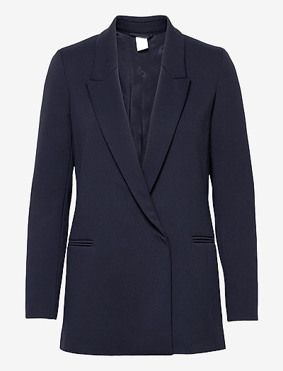 AIA - oversize blazers - midnightblue
