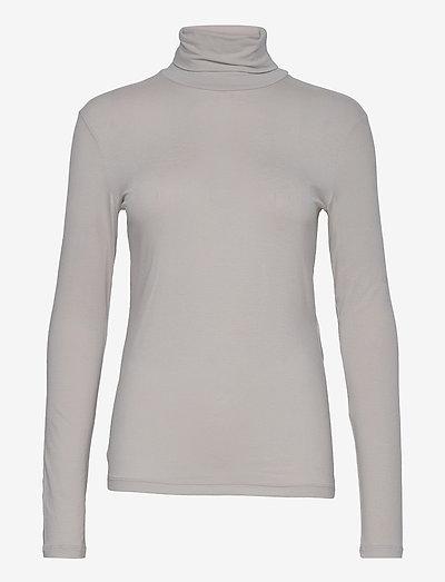 DEDE - long-sleeved tops - beige