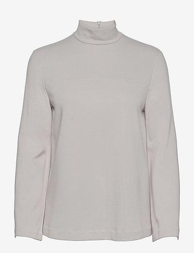 ETHEL - long-sleeved tops - beige