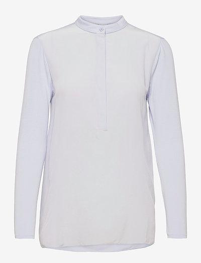HAITI - long sleeved blouses - light blue