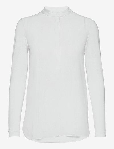 HAITI - long sleeved blouses - optical white