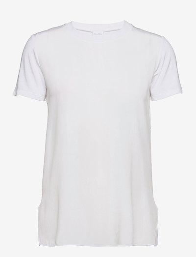 POSATO - t-shirts - optical white