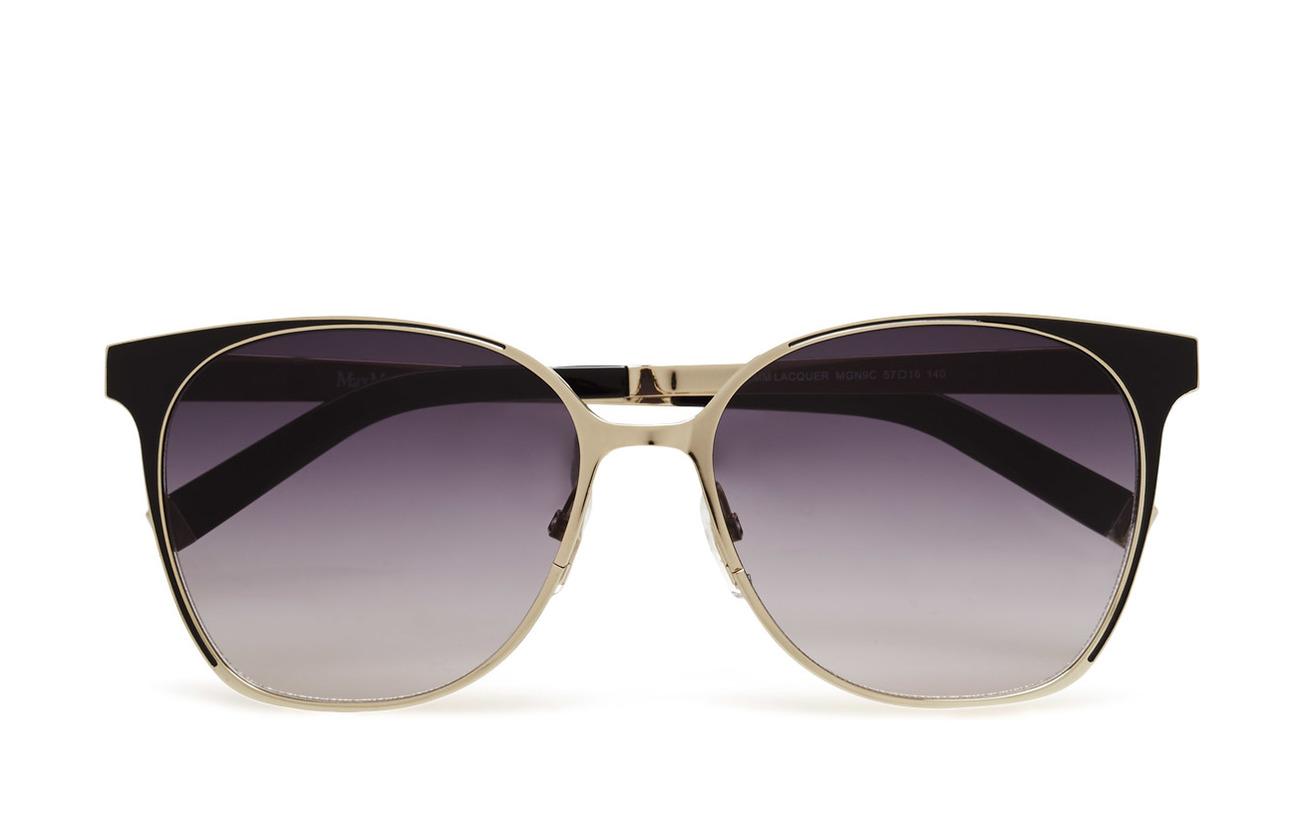 MAXMARA Sunglasses MM LACQUER - GOLD BLCK