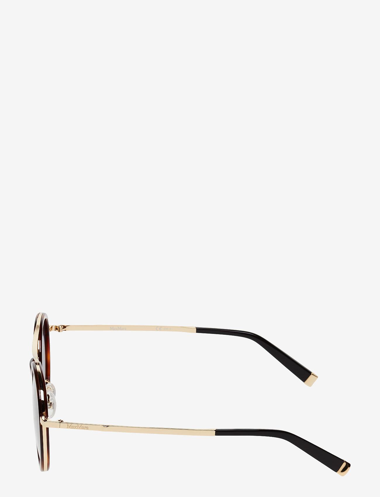 MAXMARA Sunglasses - MM OBLO - runde form - brown - 2