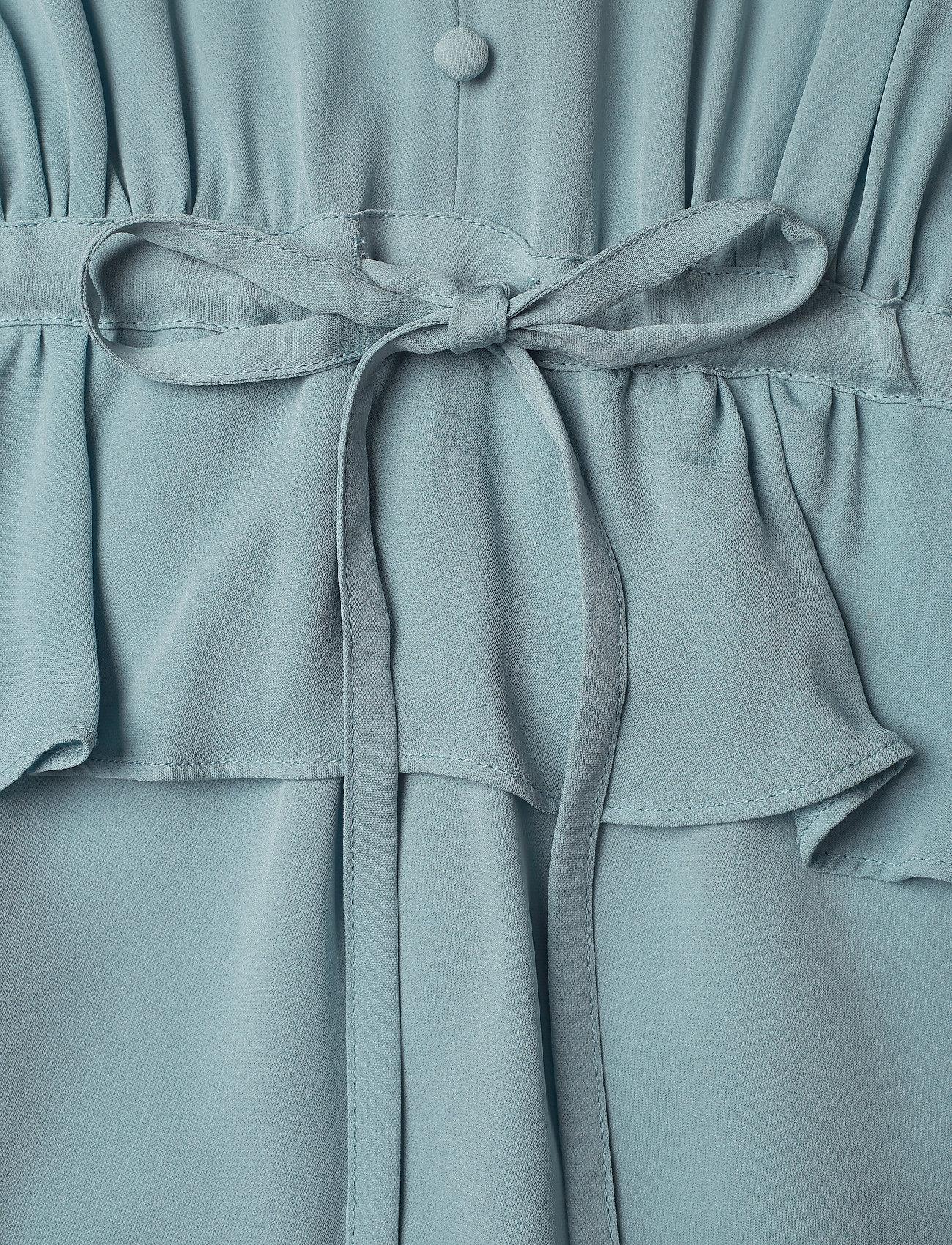 Mayla Stockholm Lola Maxi Dress - Klänningar Vintage Blue