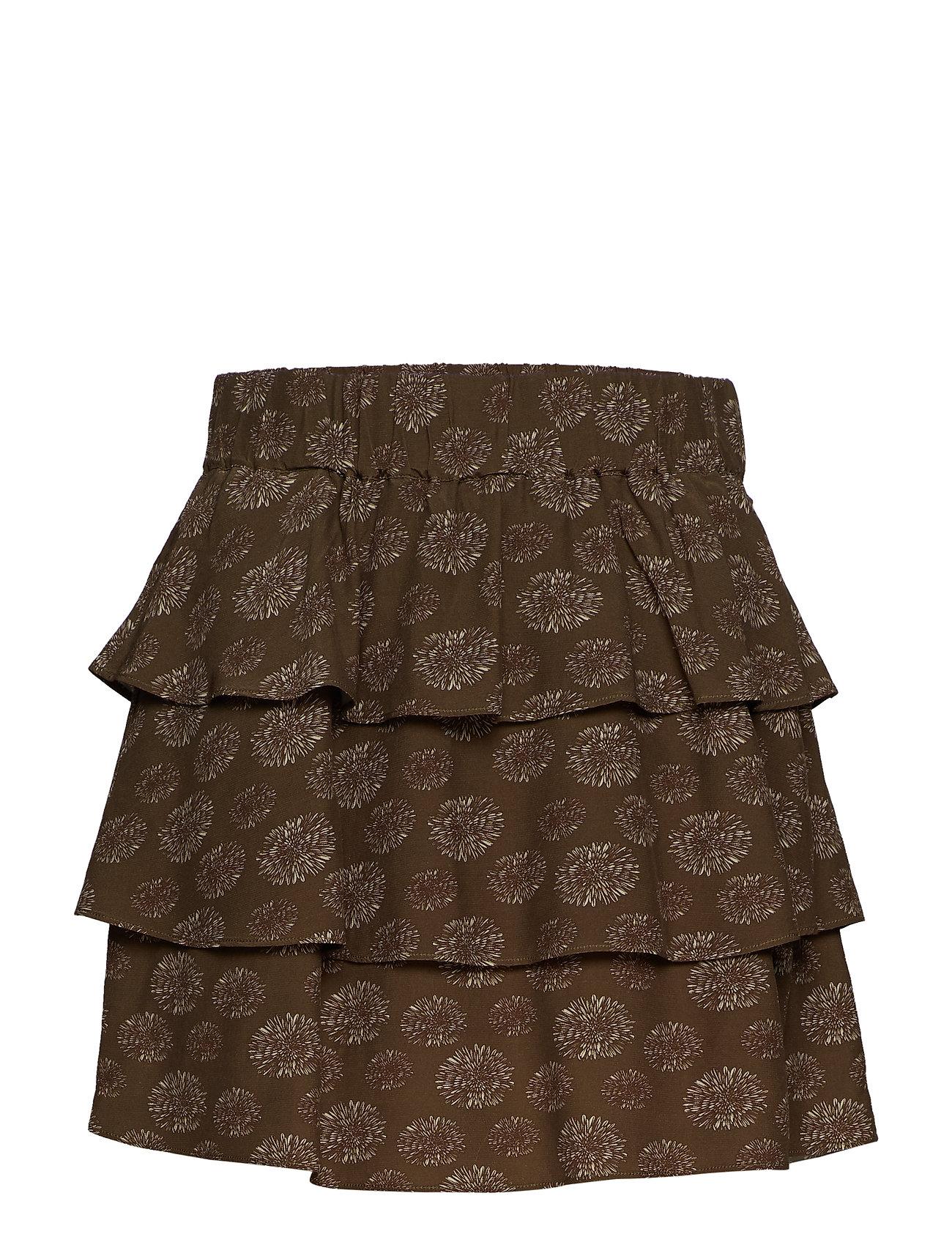 Mayla Stockholm Ariana Mini Skirt - DANDELION PRINT