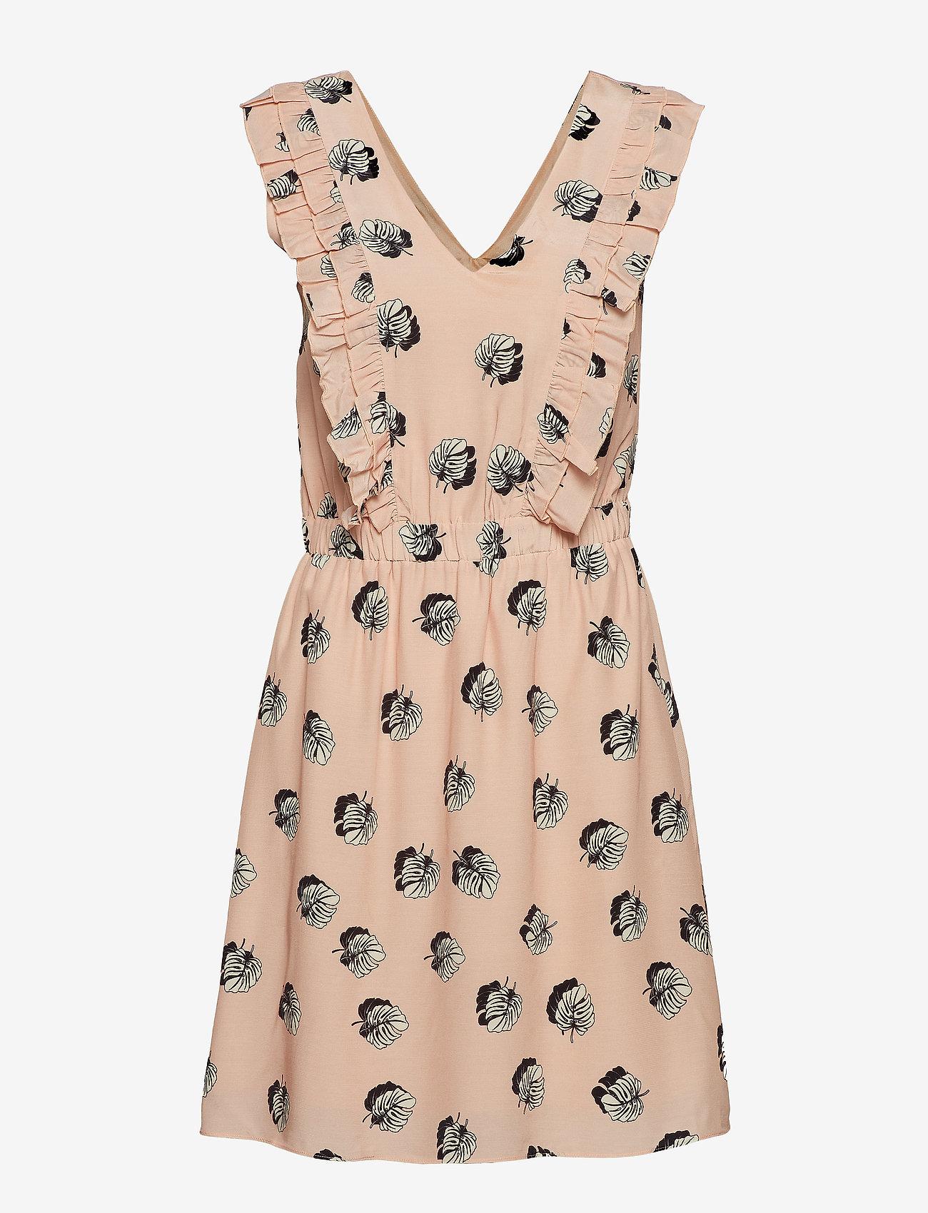 Mayla Stockholm - Ana Dress - courtes robes - pink