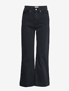 Jane Cropped Pants - BLUE NIGHT