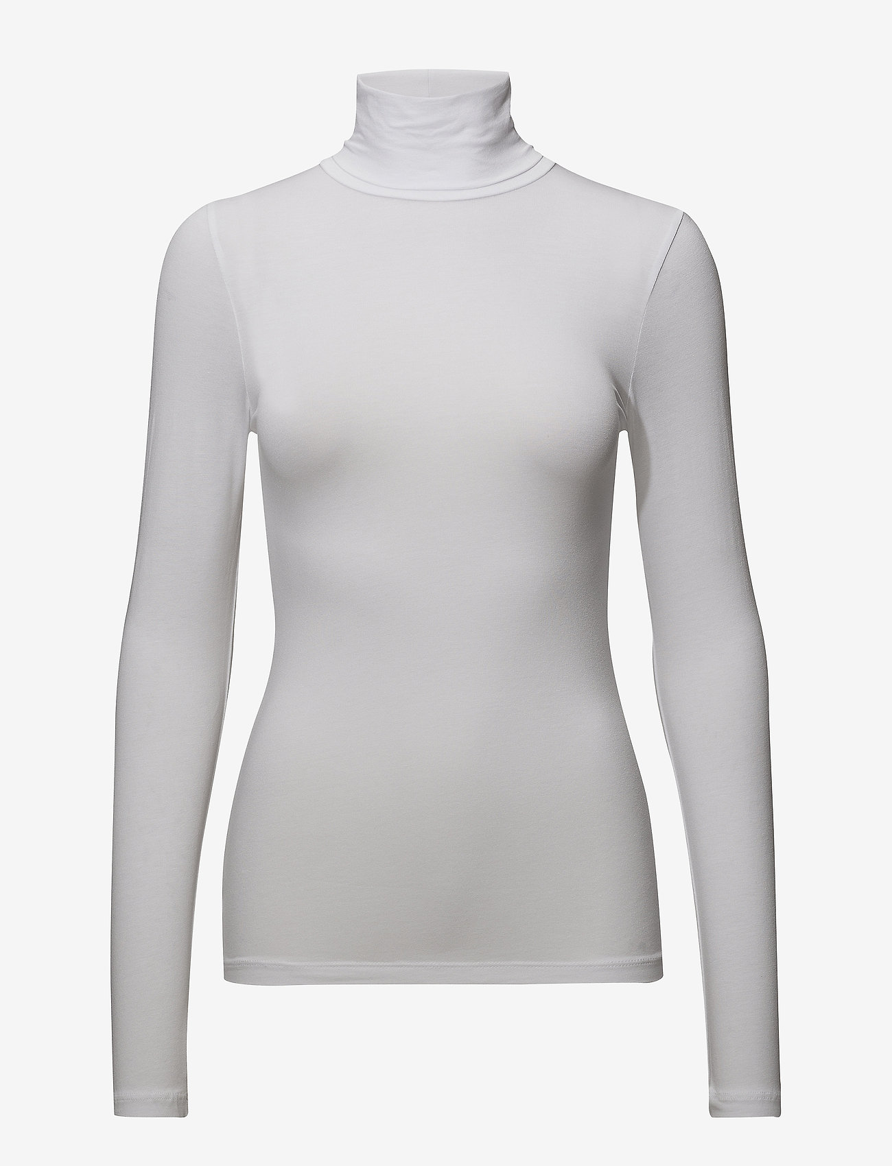 mbyM - Ina - long-sleeved tops - optical white - 0