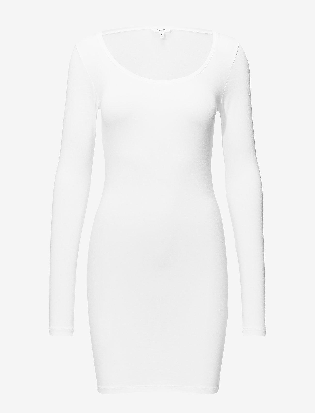 mbyM - Hanna - midi dresses - optical white - 0