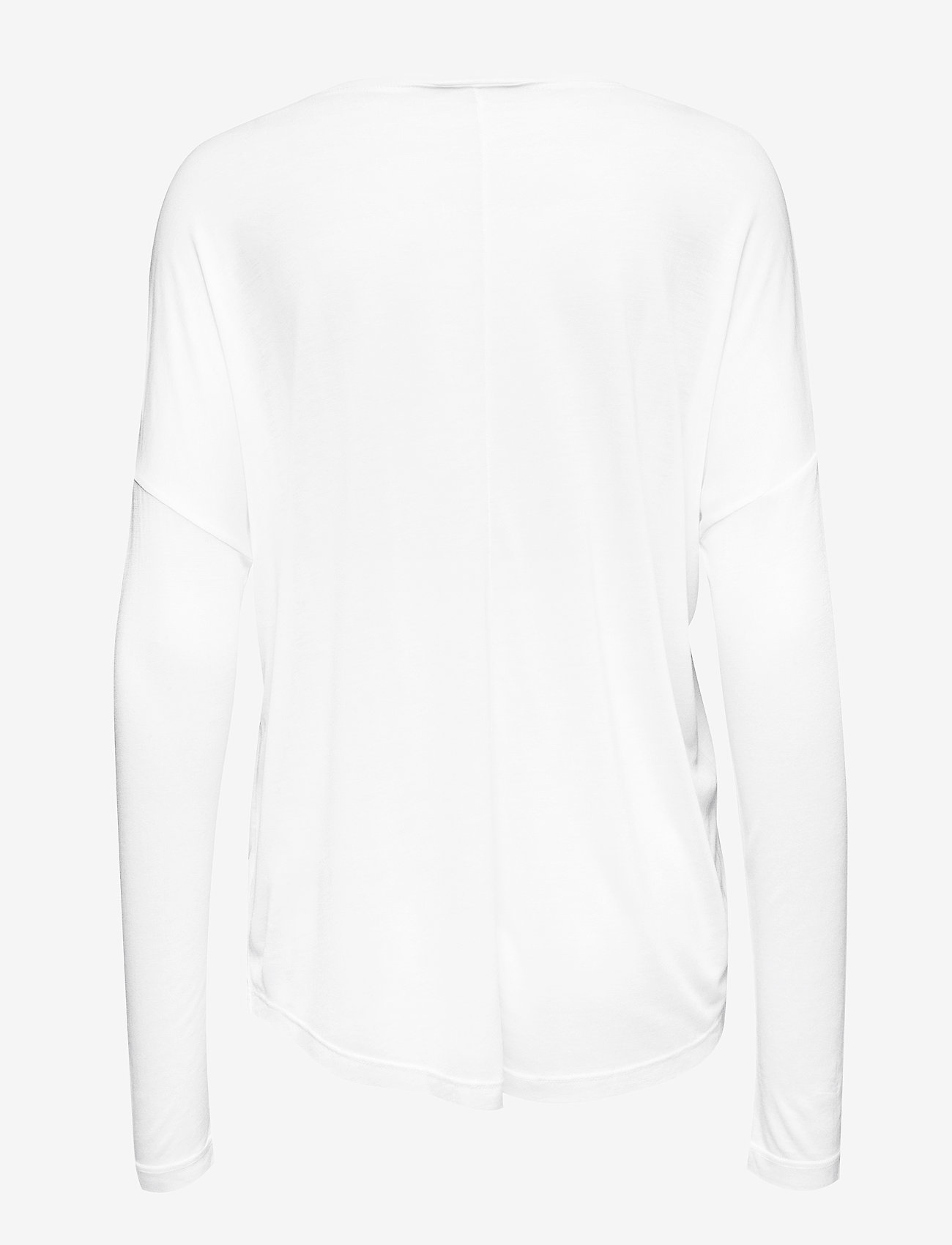 mbyM - Petrol - long sleeved blouses - optical white - 1