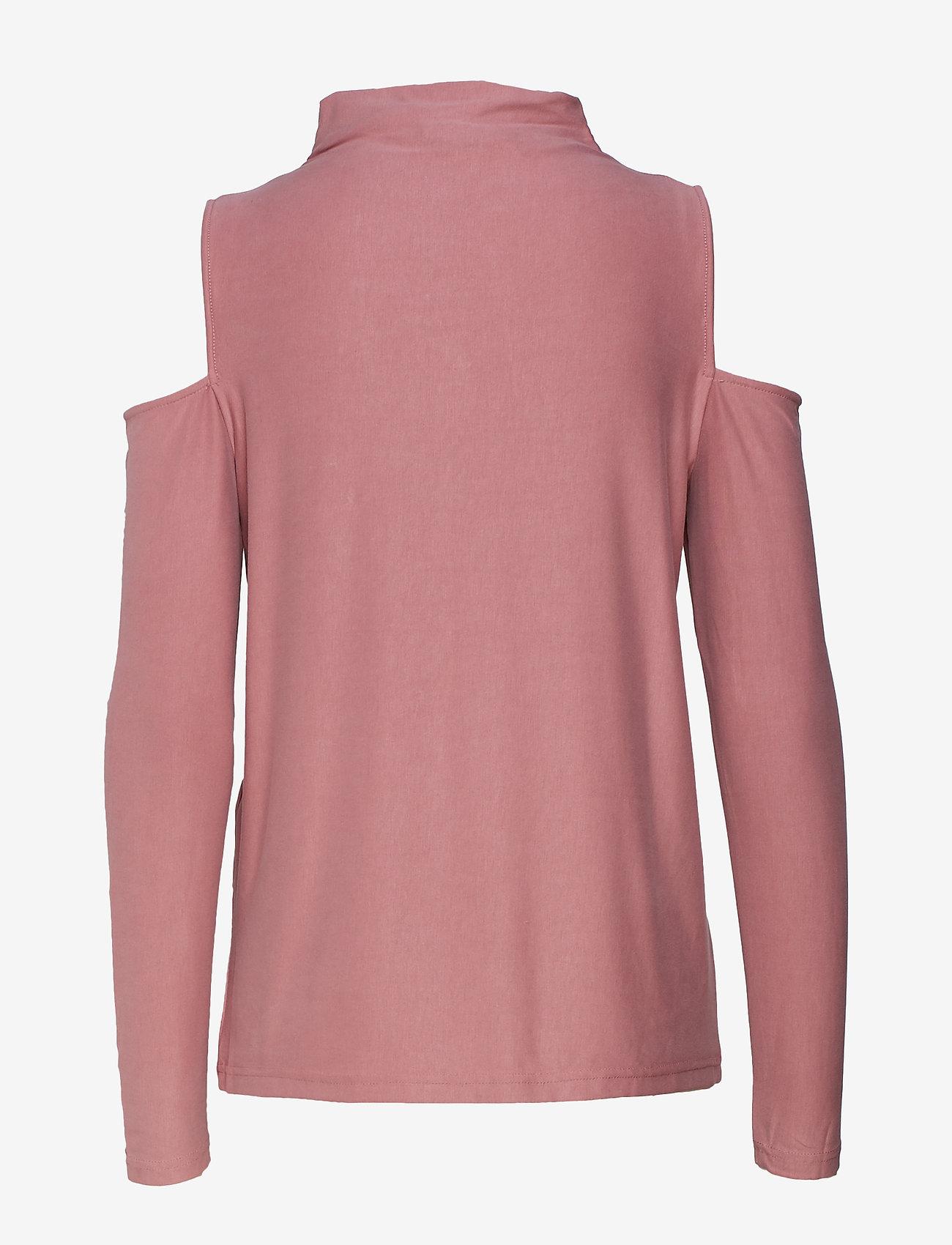 mbyM - Hara - long sleeved blouses - mesa rose - 1