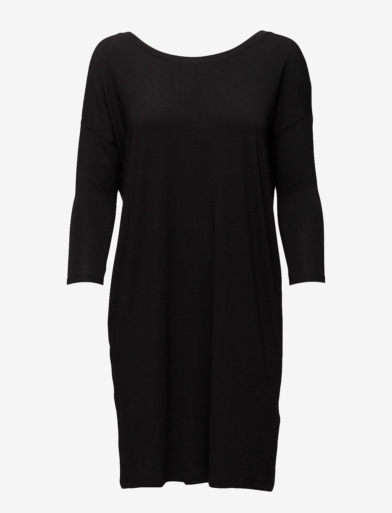 mbyM - Lacy - krótkie sukienki - black - 0