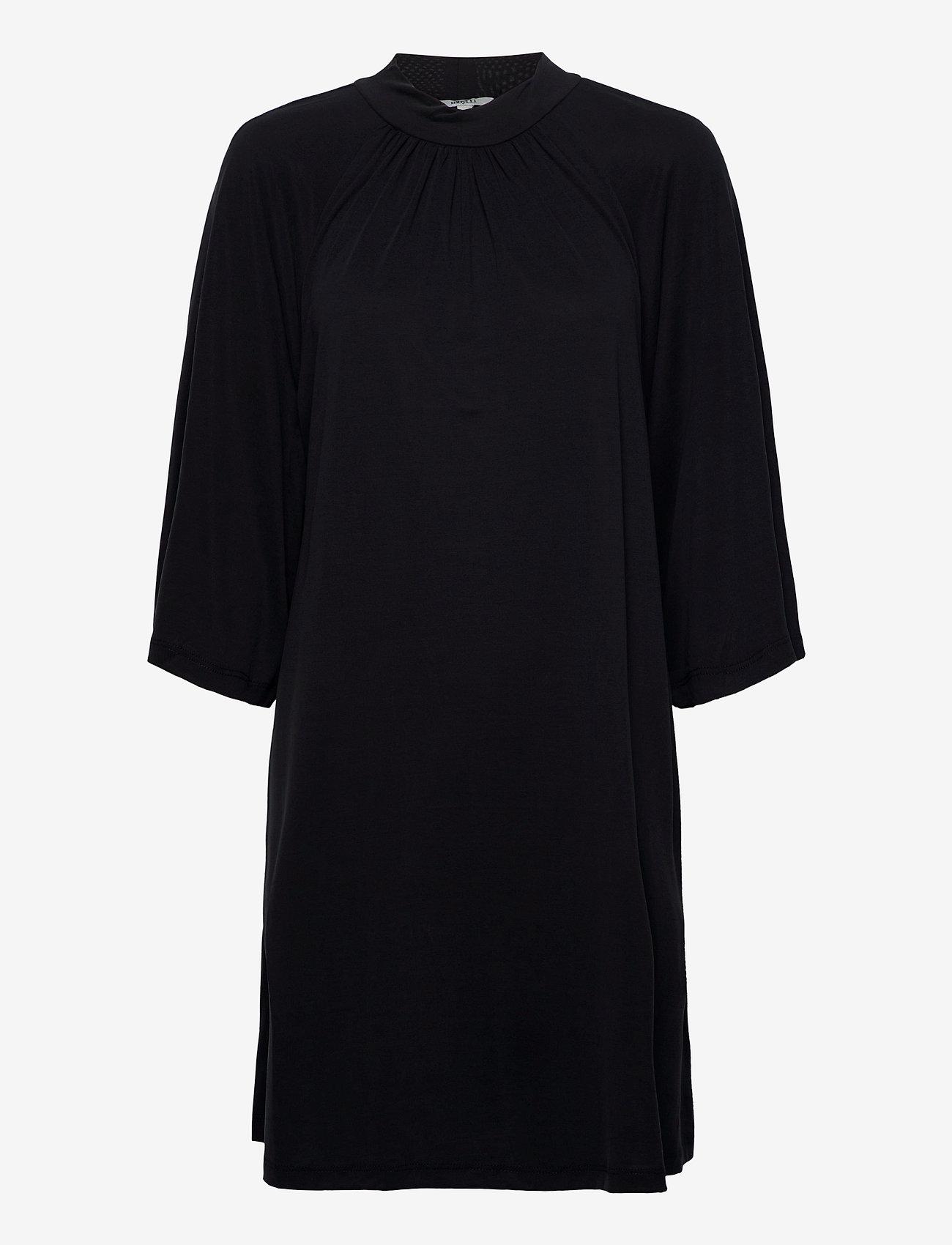 mbyM - Ayesha - midi dresses - black - 0