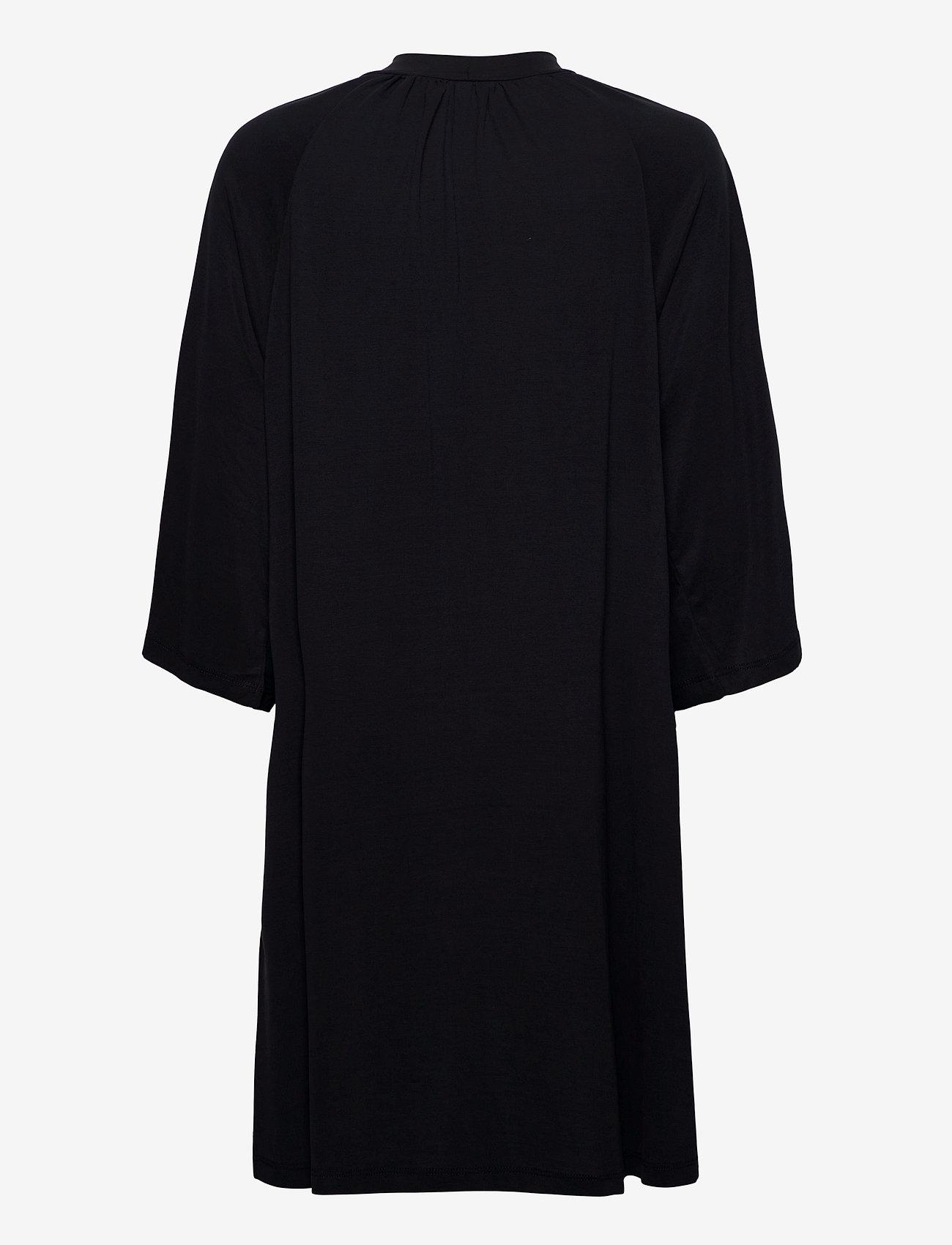 mbyM - Ayesha - midi dresses - black - 1