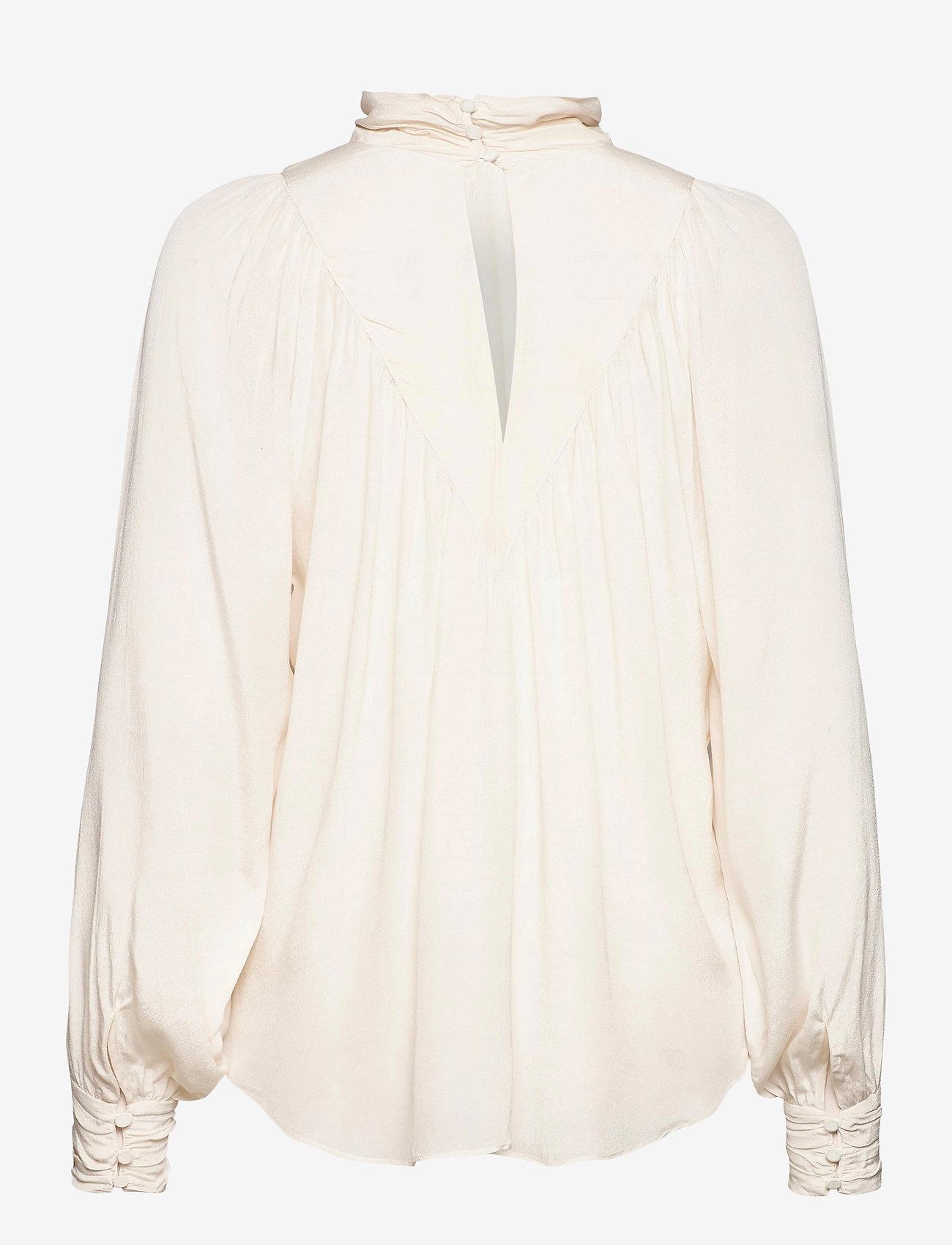 mbyM - Lasia - long sleeved blouses - sugar - 1
