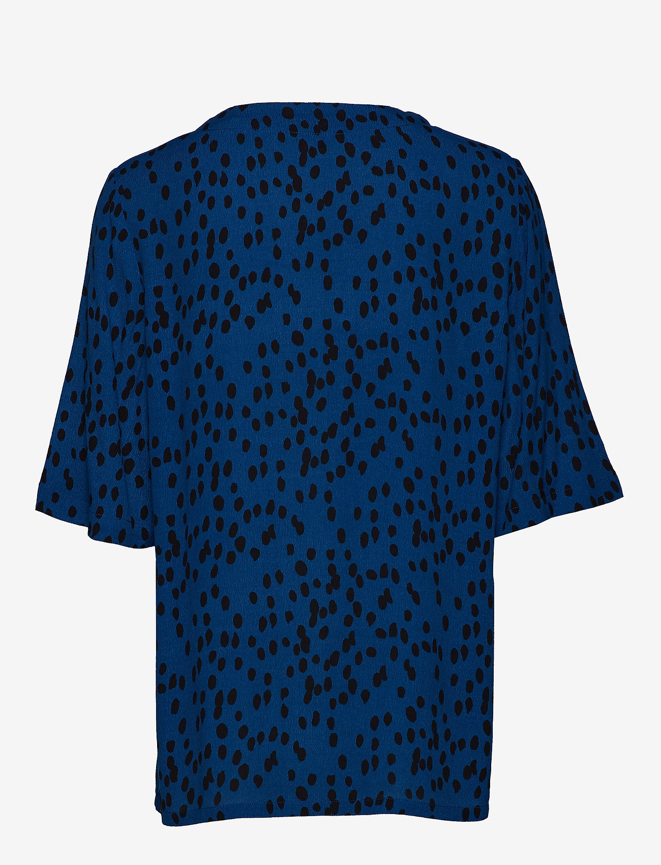 mbyM - Creator - short-sleeved blouses - drops print - 1
