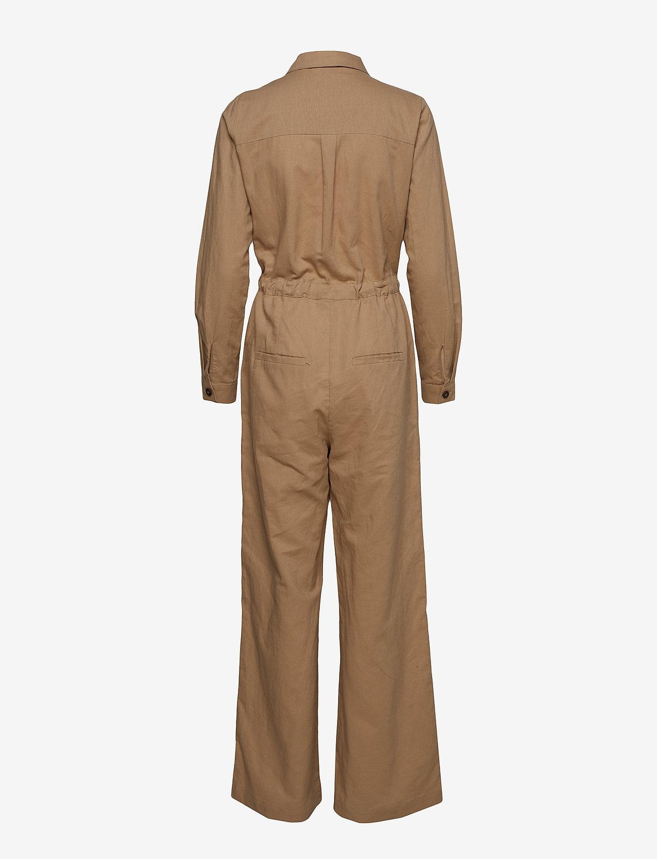 mbyM - Luciana - jumpsuits - prairie sand - 1