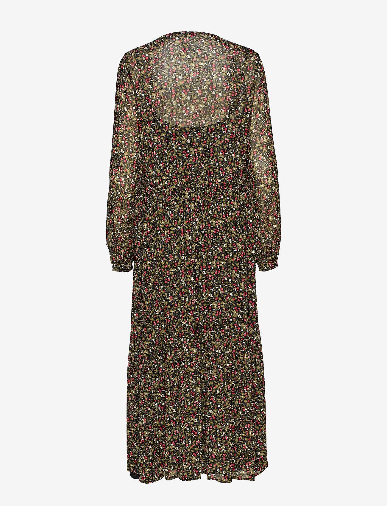 mbyM - Filis - midi dresses - jelsa print - 1