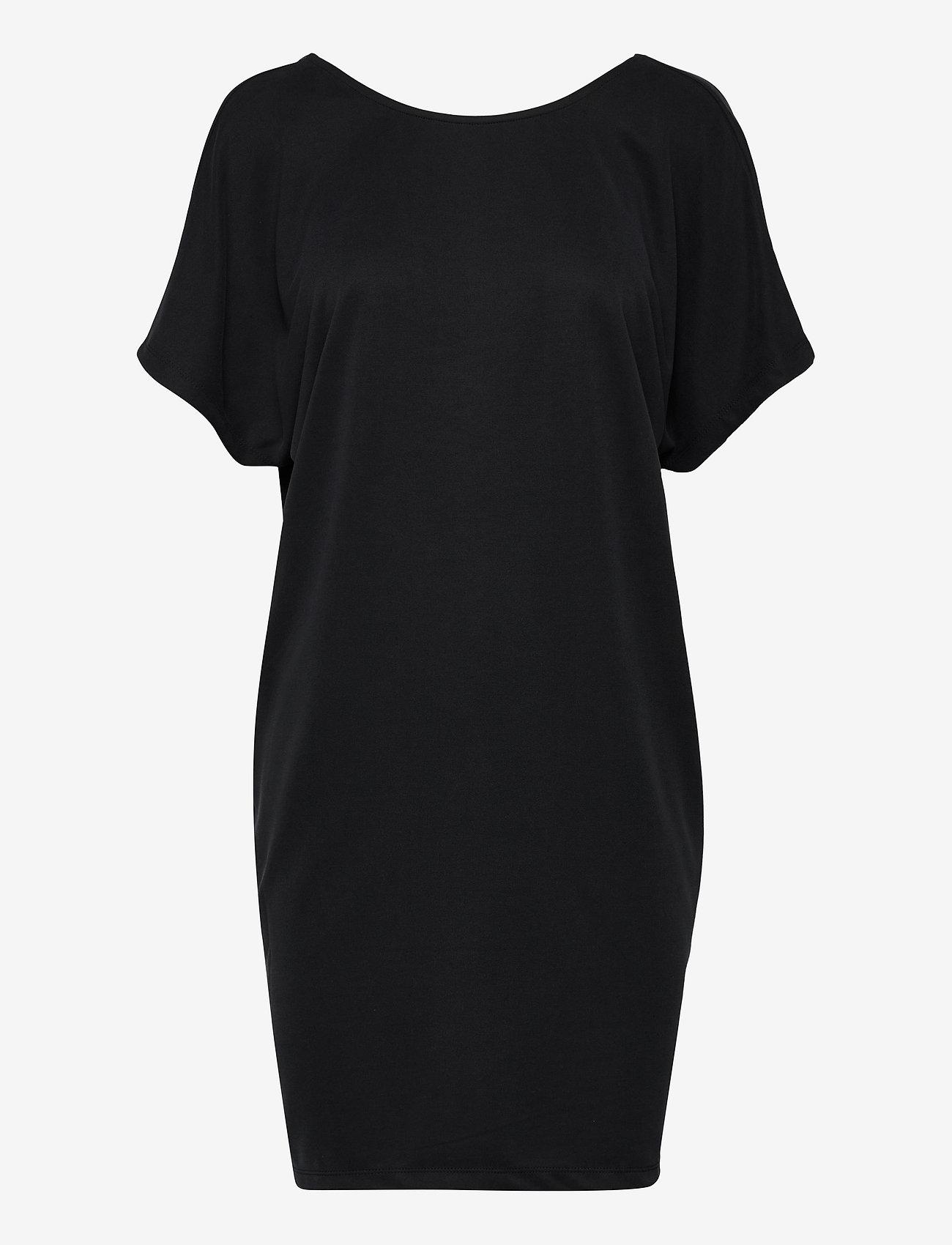 mbyM - Kattie - midi dresses - black - 0