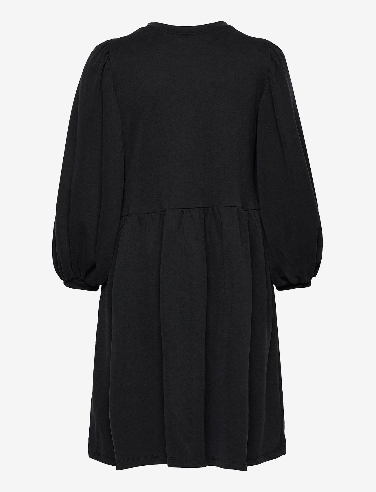 mbyM - Gabrielly - midi dresses - black - 1