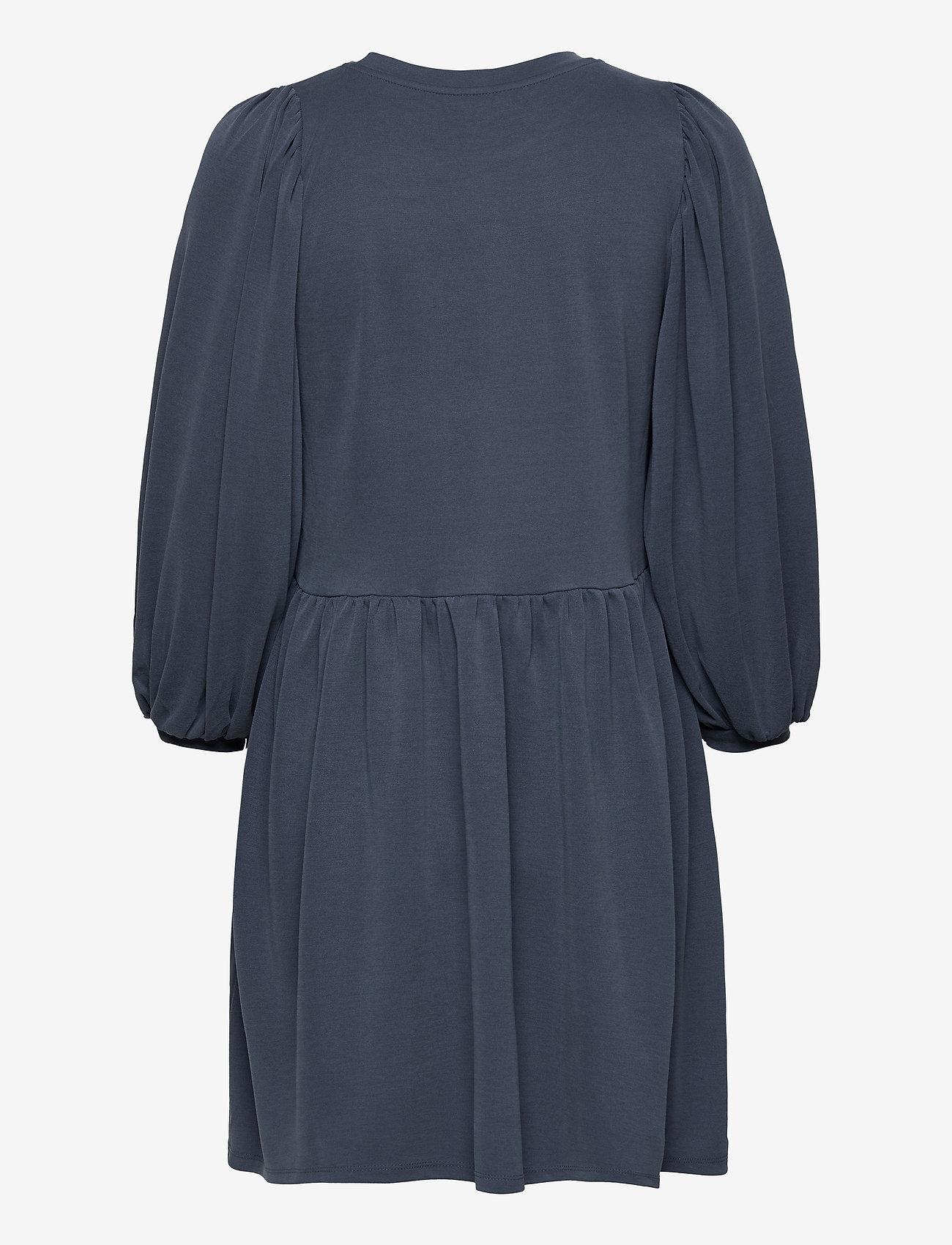 mbyM - Gabrielly - midi dresses - vintage indigo - 1