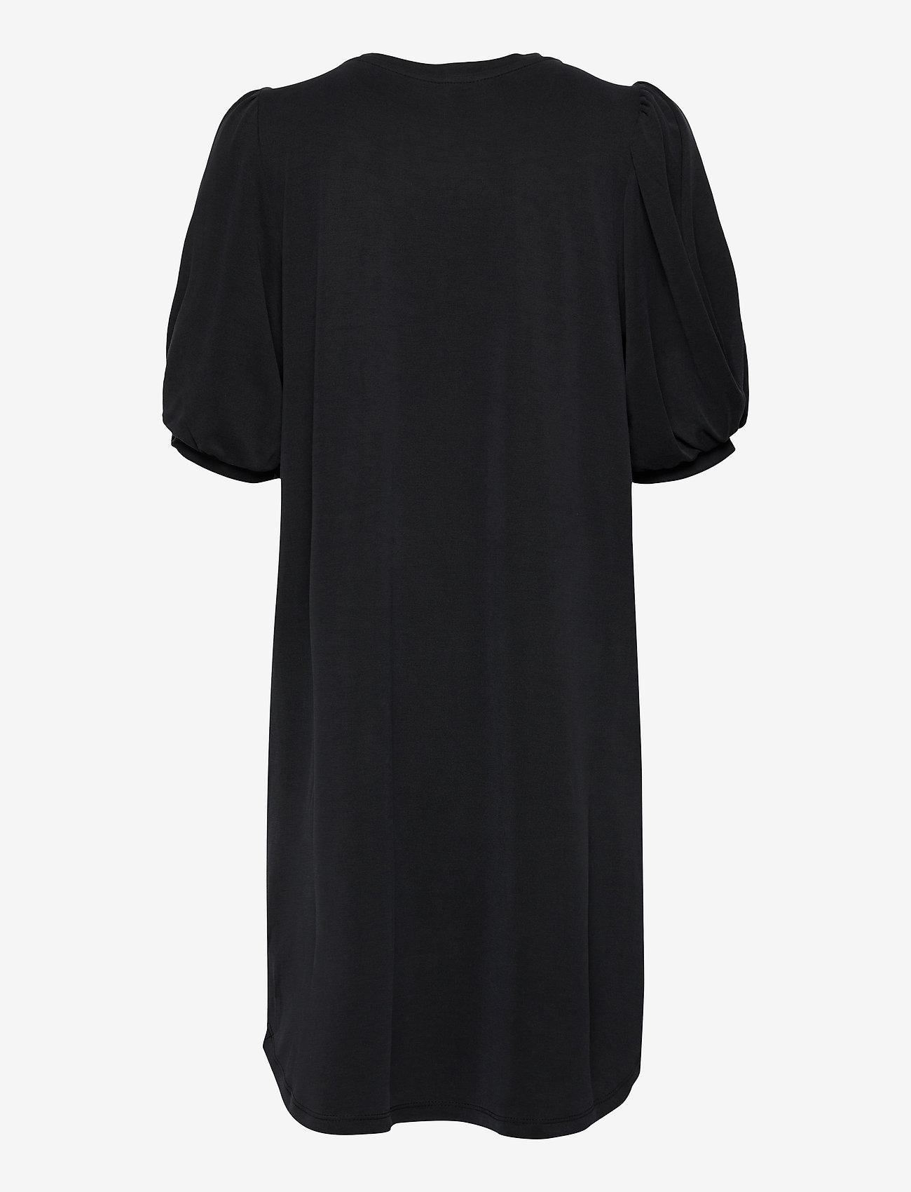 mbyM - Farrana - midi dresses - black - 1