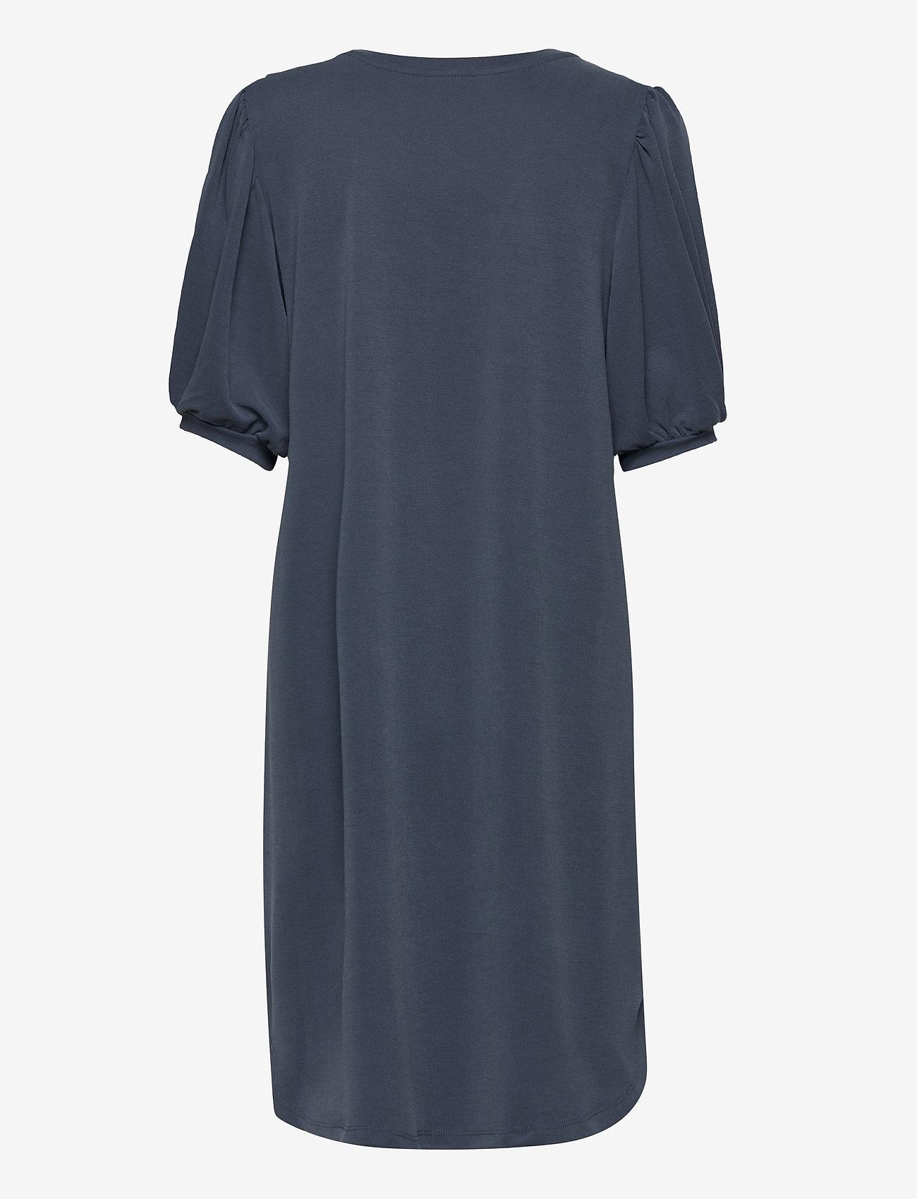 mbyM - Farrana - midi dresses - vintage indigo - 1