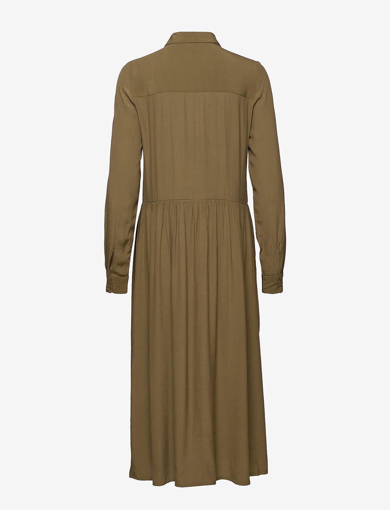 mbyM Ellia - Dresses MILITARY OLIVE