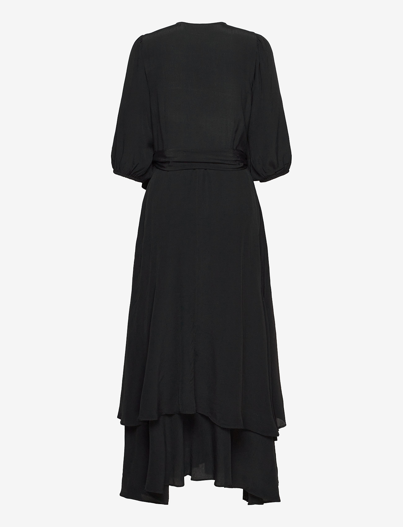 mbyM - Bibbi - wrap dresses - black - 1