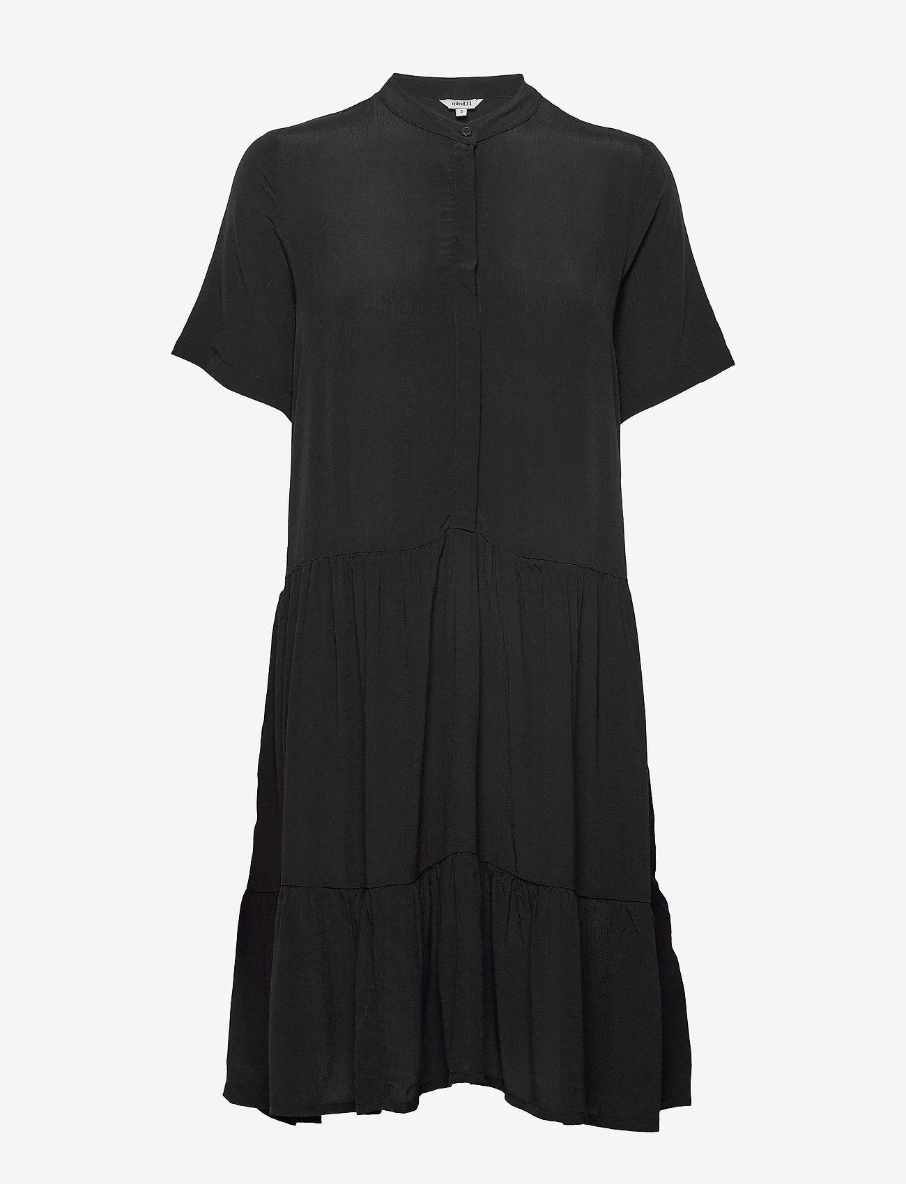 mbyM - Lecia - korte jurken - black - 0