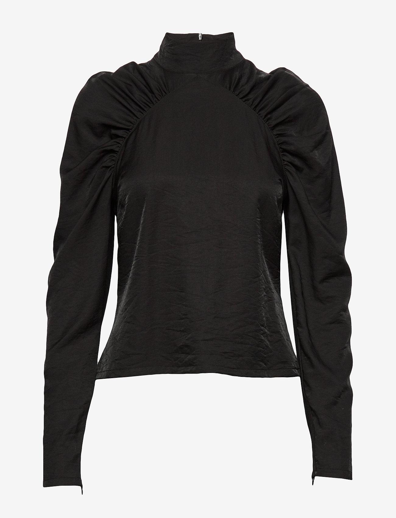 mbyM - Risa - pitkähihaiset puserot - black