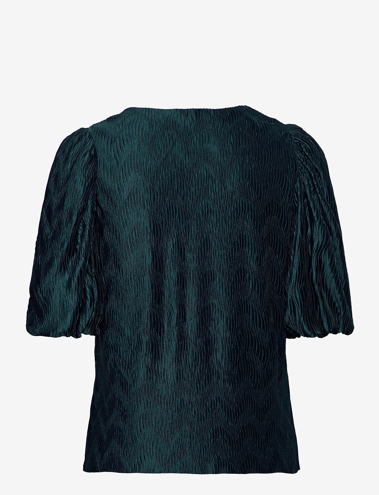 mbyM - Abela - short-sleeved blouses - atlantic deep - 1