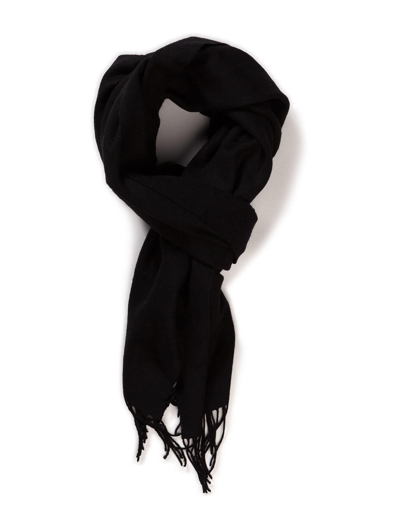 mbyM - Stacy - vinterskjerf - black - 0