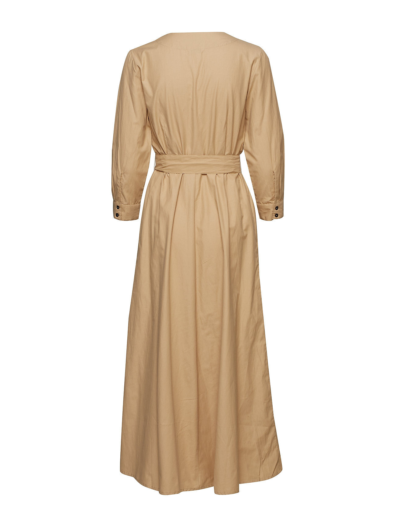 mbyM - Dinna - midi dresses - prairie sand - 1
