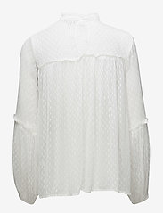 mbyM - Blancha - long sleeved blouses - sugar - 1