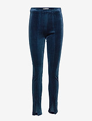 mbyM - Sussa Slit - leggings - blue wing teal - 0