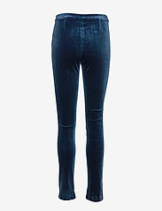 mbyM - Sussa Slit - leggings - blue wing teal - 1
