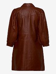 mbyM - Amilie - shirt dresses - henna - 1