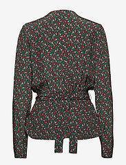 mbyM - Avila - long sleeved blouses - hetty print - 1