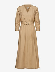 mbyM - Dinna - midi dresses - prairie sand - 0