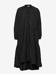 mbyM - Kizzy - midi dresses - black - 0