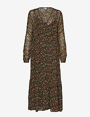 mbyM - Filis - midi dresses - jelsa print - 0