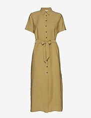 mbyM - Ira - shirt dresses - dijon - 0
