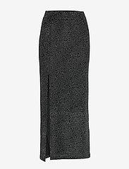 mbyM - Charlinn - midi - black sliver glitter - 0