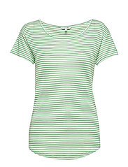 Lucianna - GREEN SUGAR STRIPE