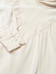 mbyM - Lasia - long sleeved blouses - sugar - 3