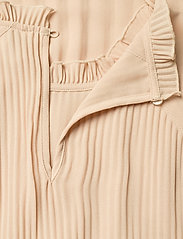 mbyM - Alie - long sleeved blouses - pale peach - 3